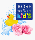 BIOFRESH BABY COSMETICS ROSE OF BULGARIA